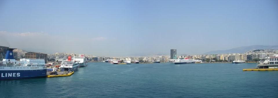 international harbour